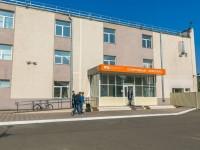 Спортивный комплекс СФУ «Цветмет»